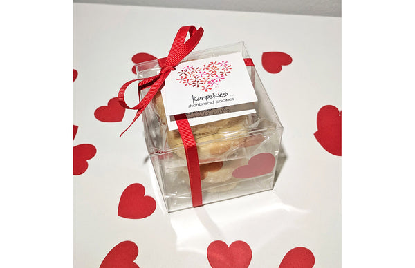 L'il Giftbox w/Love -Vanilla \ FIVE Box SPecial!