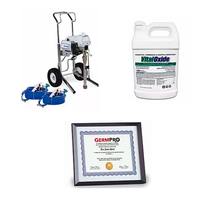 Load image into Gallery viewer, SaniSpray HP 130 Disinfection Spray Kit