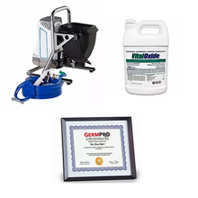 Load image into Gallery viewer, SaniSpray HP 65 Disinfection Spray Kit