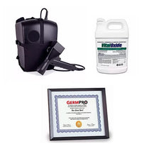 Load image into Gallery viewer, EMist 360 Disinfectant Backpack Sprayer Kit