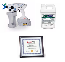 Load image into Gallery viewer, SaniSpray HP 20 Cordless Disinfection Spray Kit