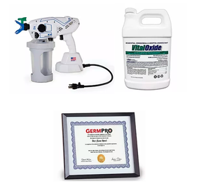 SaniSpray HP 20 Corded Disinfection Spray Kit