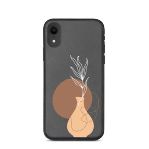 Blooming Vase Biodegradable phone case