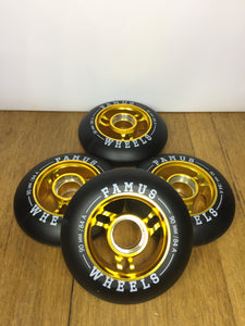 Famus  Wheels 90mm/84a - Fugitive