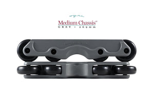 MEDIUM OYSI CHASSIS - Grey - 257mm - 269mm