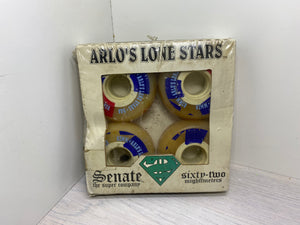 1995 Senate Arlo Lone Stars - 62mm 90a