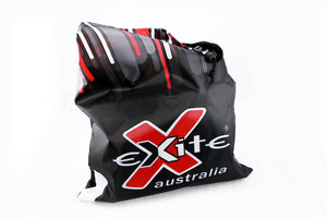 Exite draw string helmet/pad protective gear carry bag