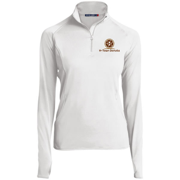 LST850 Women's 1/2 Zip Performance Pullover