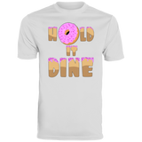Hold It Dine Cotton T-Shirt