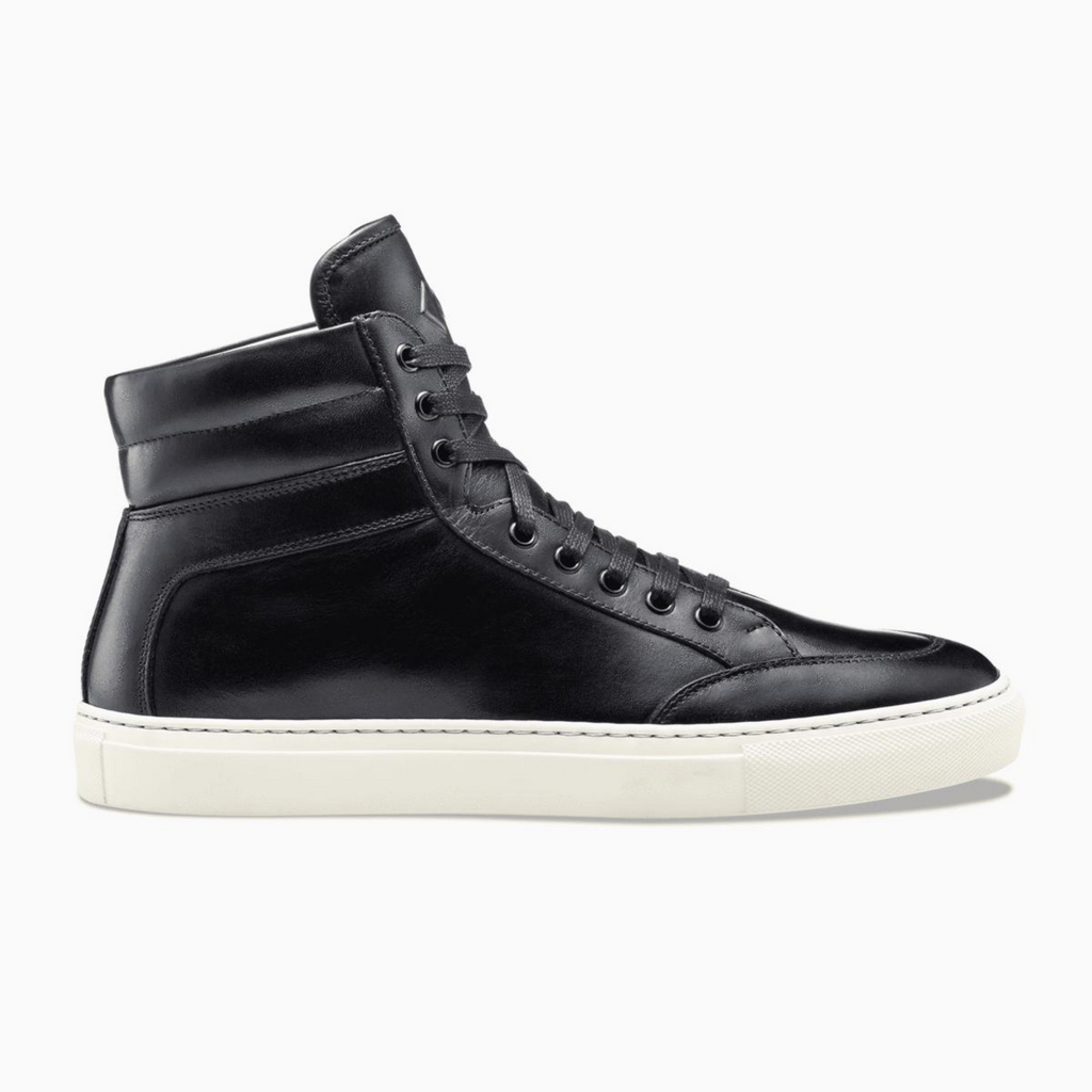 Legwork Retro High - Triple Black