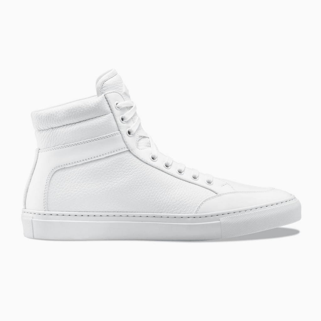 Legwork Retro High - Triple White