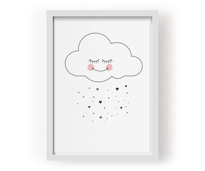 Sweet Cloud Print