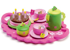 Djeco Birthday Party Tea Time Set