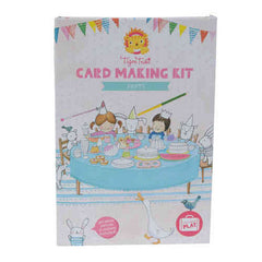 Tiger Tribe Card Making Kit - Party