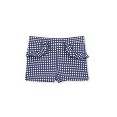 Check Short Navy
