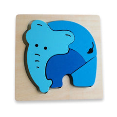 Chunky Animal Puzzle