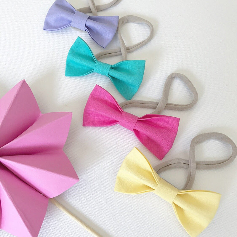 Evie Bow Headband