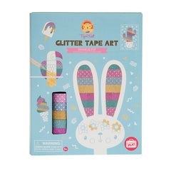 Tiger Tribe Glitter Tape Art - Sparkle Pop