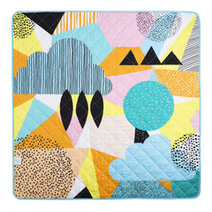 Rudie Nudie Designs Happy Now Playmat