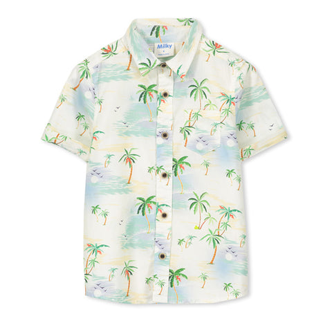 Milky Clothing Hawaii Shirt
