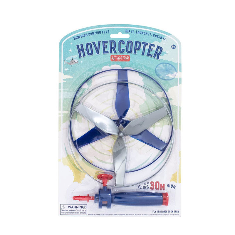 Tiger Tribe Hovercopter, Great Outdoor Toys
