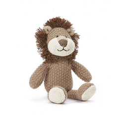 Hunter the Lion Baby Rattle, Nana Huchy