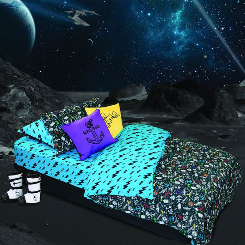 It's a Scream Quilt Cover and Pillow Set