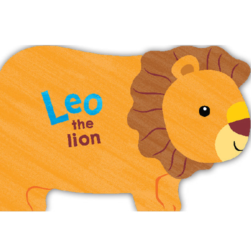 Leo the Lion Chunky Foam Book
