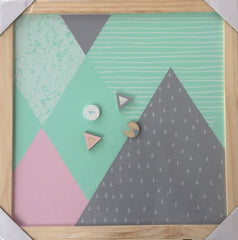 Magnet Board - Mint