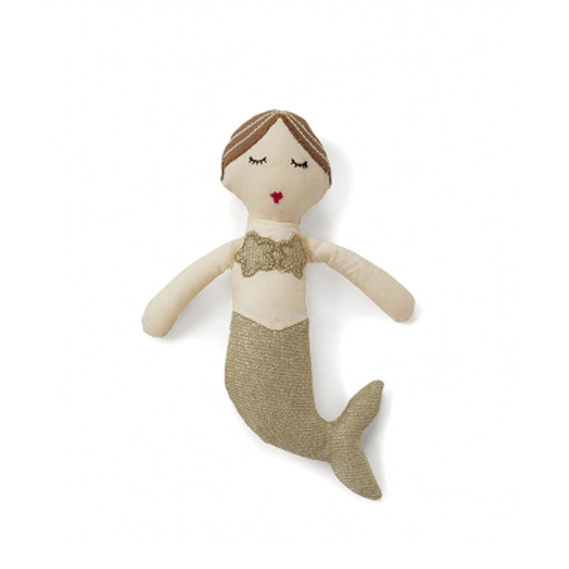 Mia Mermaid Rattle