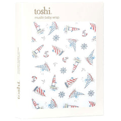 Toshi Muslin Wrap Lighthouse