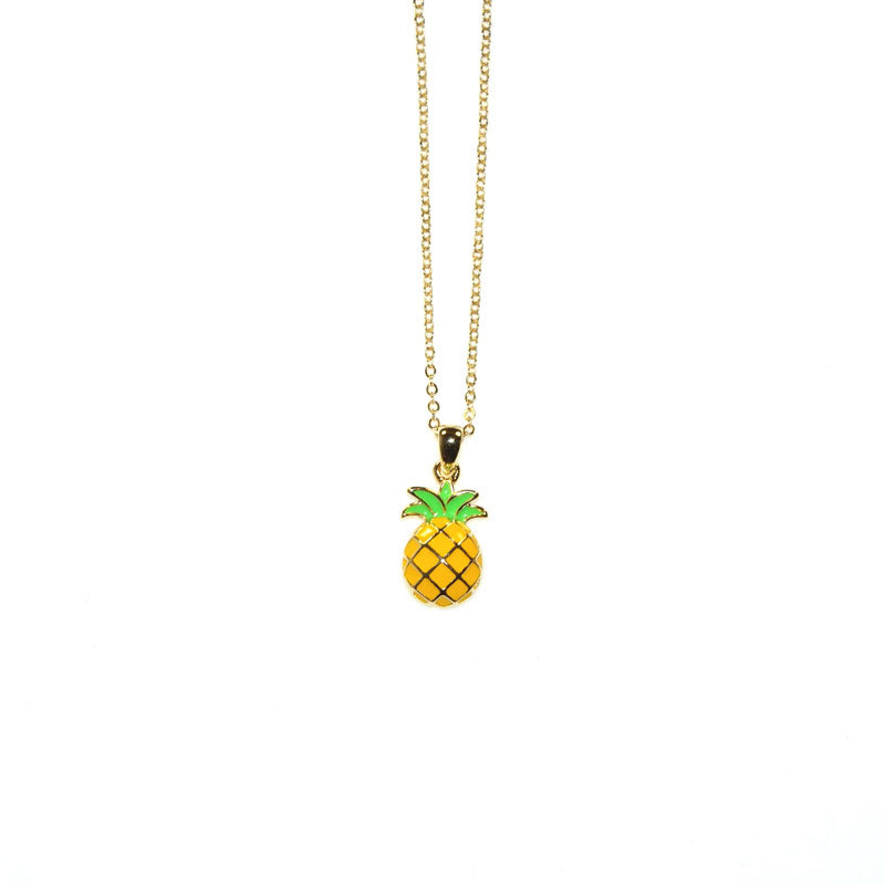 Pineapple Necklace, Goody Gumdrops