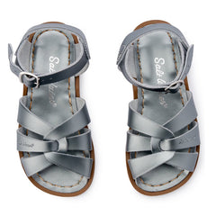 Pewter Original Salt Water Sandals