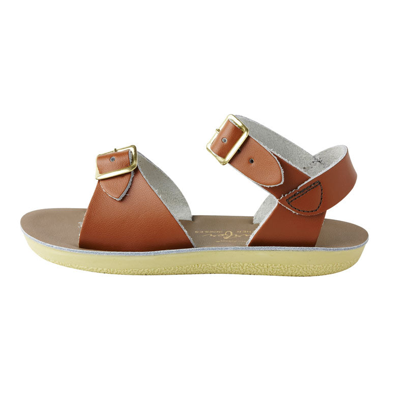Salt Water Sandals Sun-San Surfer - Tan