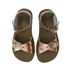Salt Water Sandals Sun-San Sweetheart - Rose Gold
