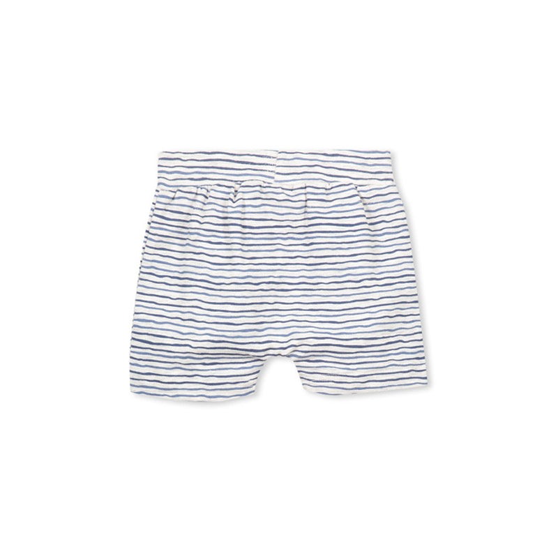 Wiggle Stripe Short