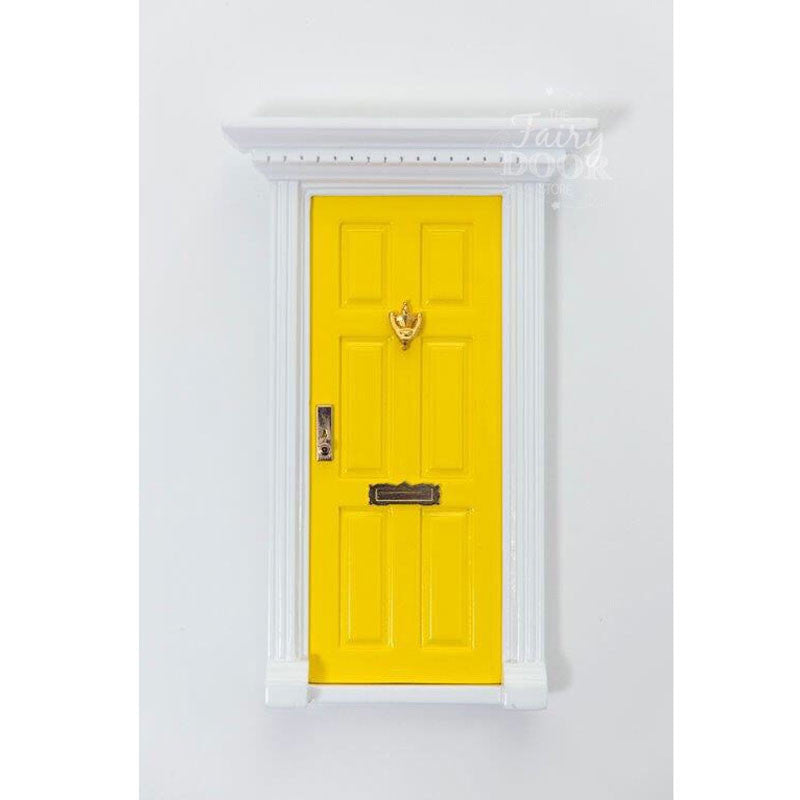 Yellow Fairy Door, The Fairy Door Store