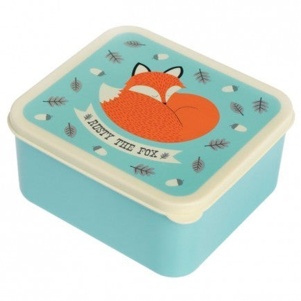 Rusty Fox Lunch Box