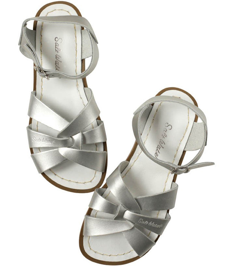 Salt Water Sandals Original - Silver