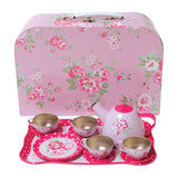 Tiger Tribe Vintage Teaset - Rose