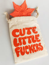 "Load image into Gallery viewer, ""Treat Your Tricks"" Limited Edition Toy Bag"