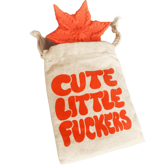 """Treat Your Tricks"" Limited Edition Toy Bag"