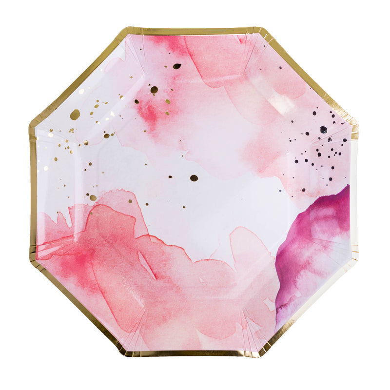 Jollity & Co. - Pretty in Pink, Charger Plate