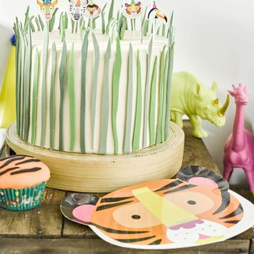 Party Animals Napkin | Party Supplies | Modern Party