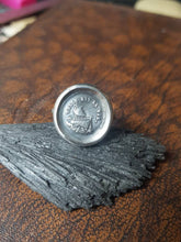 Load image into Gallery viewer, Larger Wax Seal Ring.... Such is life... Pick your size, made to order.