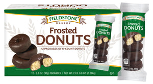 Frosted Donuts