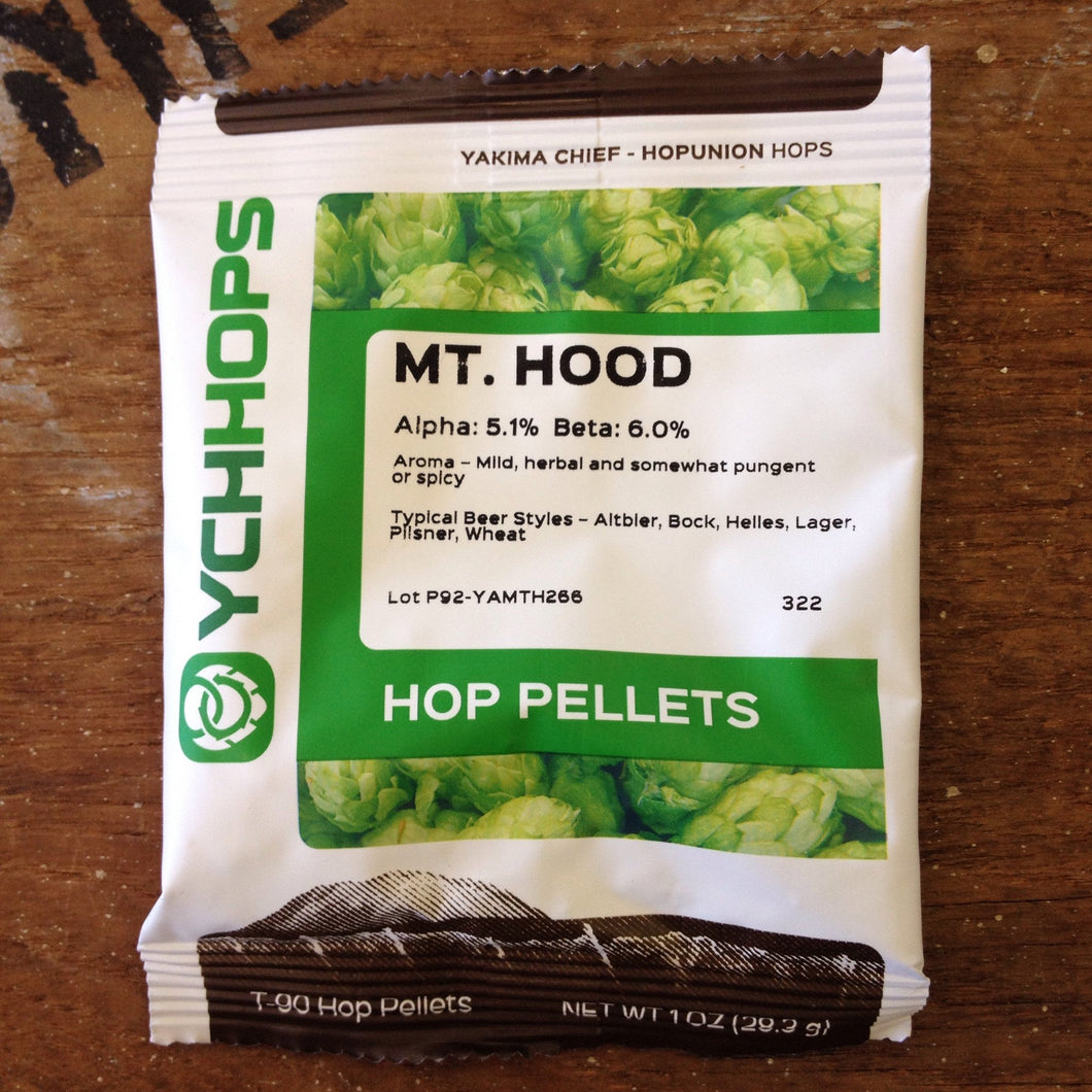 Hopunion Mt. Hood Hop Pellets