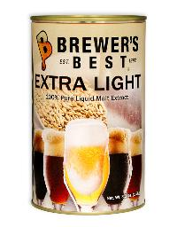 Brewer's Best Liquid Malt Extract- Extra Light