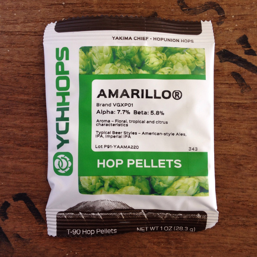 Hopunion Amarillo Hop Pellets