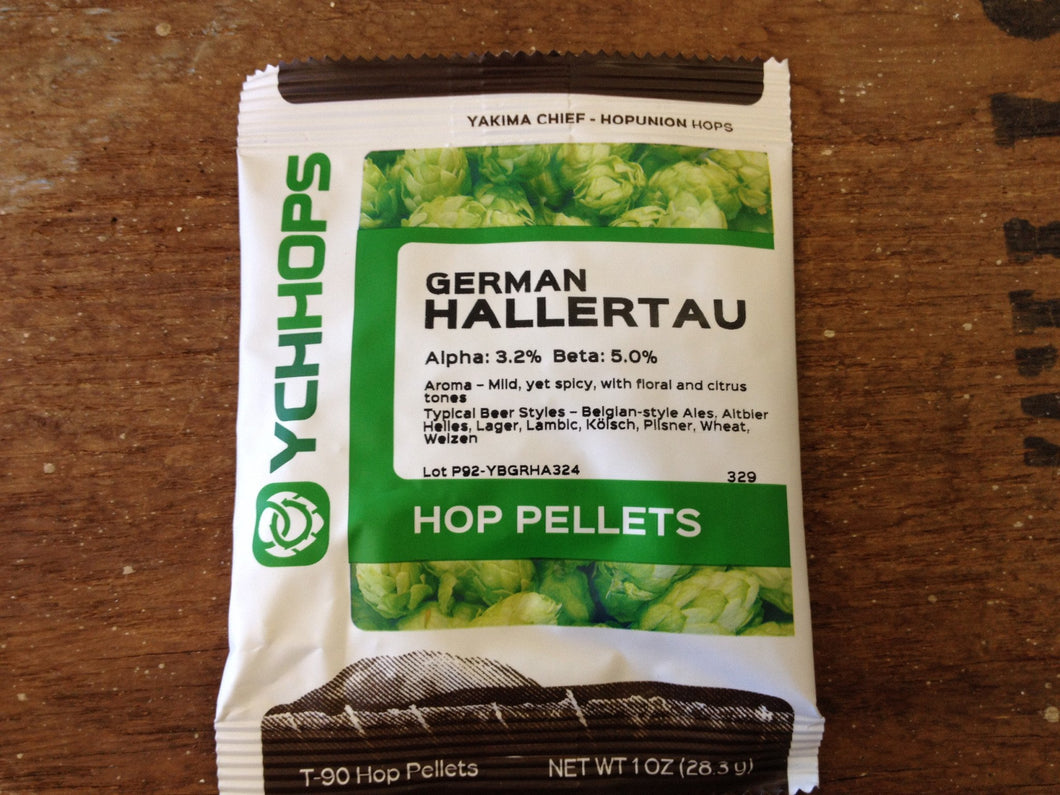 YCH German Hallertau Hop Pellets
